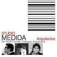 Foto del perfil de Studio Medida Arquitectos