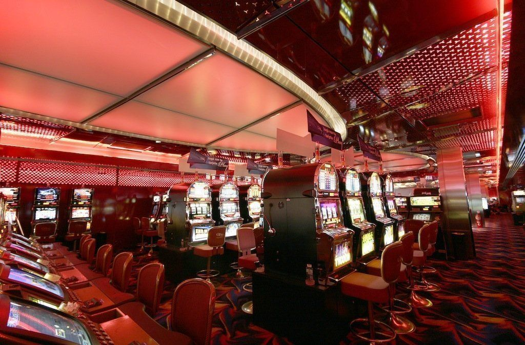 Trabajar en el casino puerto madero