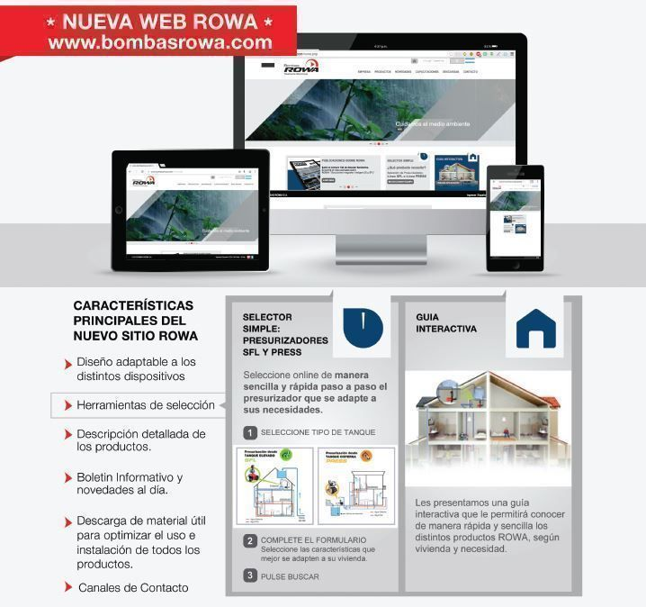 web rowa