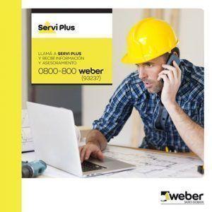 Llamá a Servi Plus de Weber