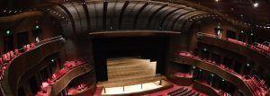 CG en San Juan: el desafío acústico del Teatro del Bicentenario