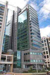 Torre AR (Bogotá), por Sistema Masa