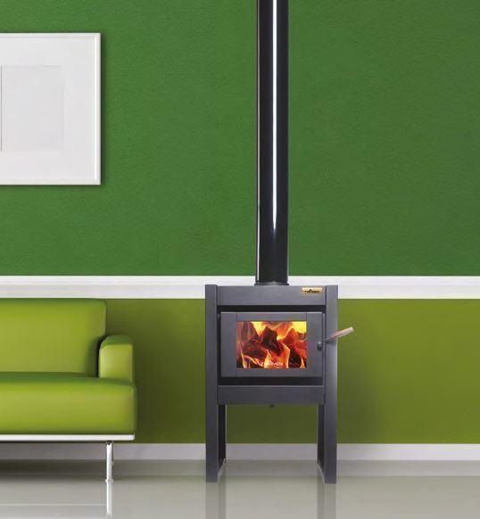 Calefactor a leña TR 7001