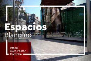Espacios Blangino: Paseo del Buen Pastor Córdoba