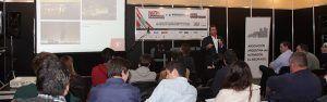 Workshop en BATEV 2017: Aplicación de revestimientos Tarquini