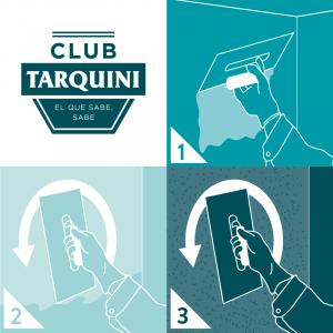 ¿Querés que las paredes queden impecables?, por Tarquini