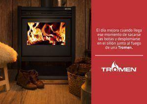 Tromen Línea Calefacción: hay una opción para cada hogar