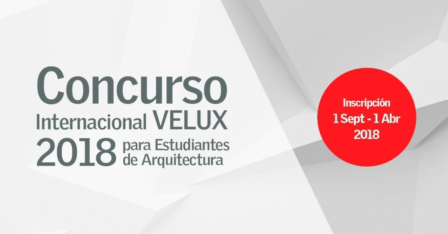 Concurso Internacional Velux 2018