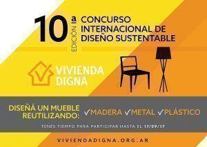 VELUX Argentina acompaña el concurso de diseño sustentable de Vivienda Digna