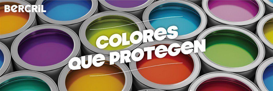 BERCRIL Pinturas, colores que protegen, por RAYSA