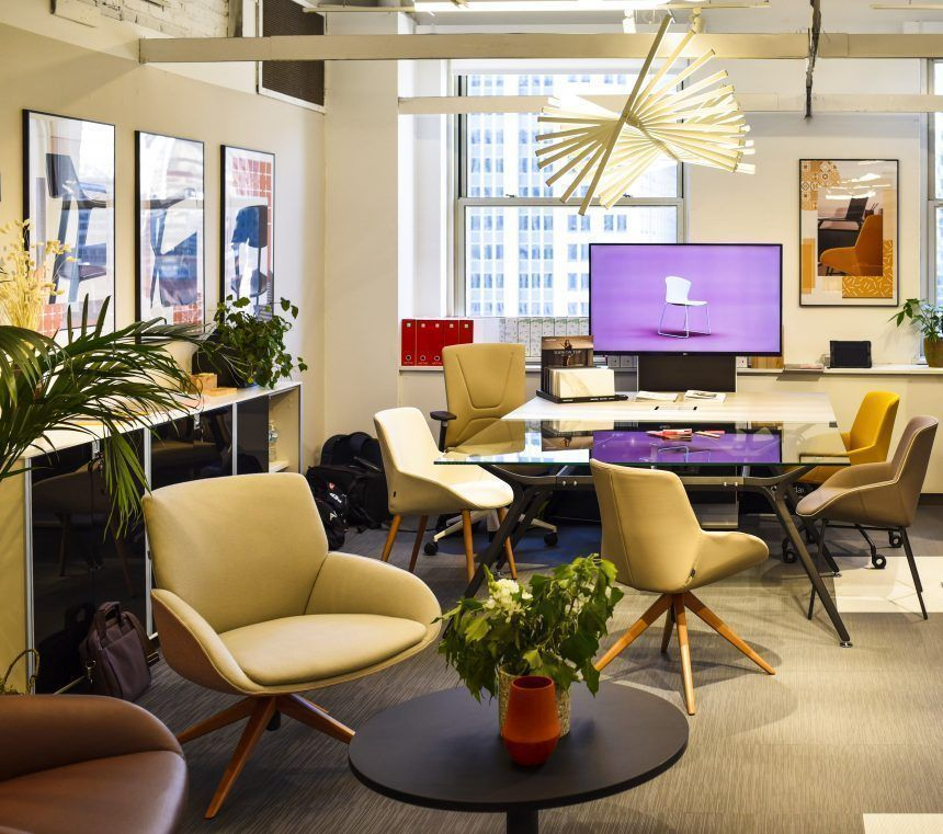 NeoCon 2019, un espacio para repensar el lugar de trabajo, por Grupo(a)²