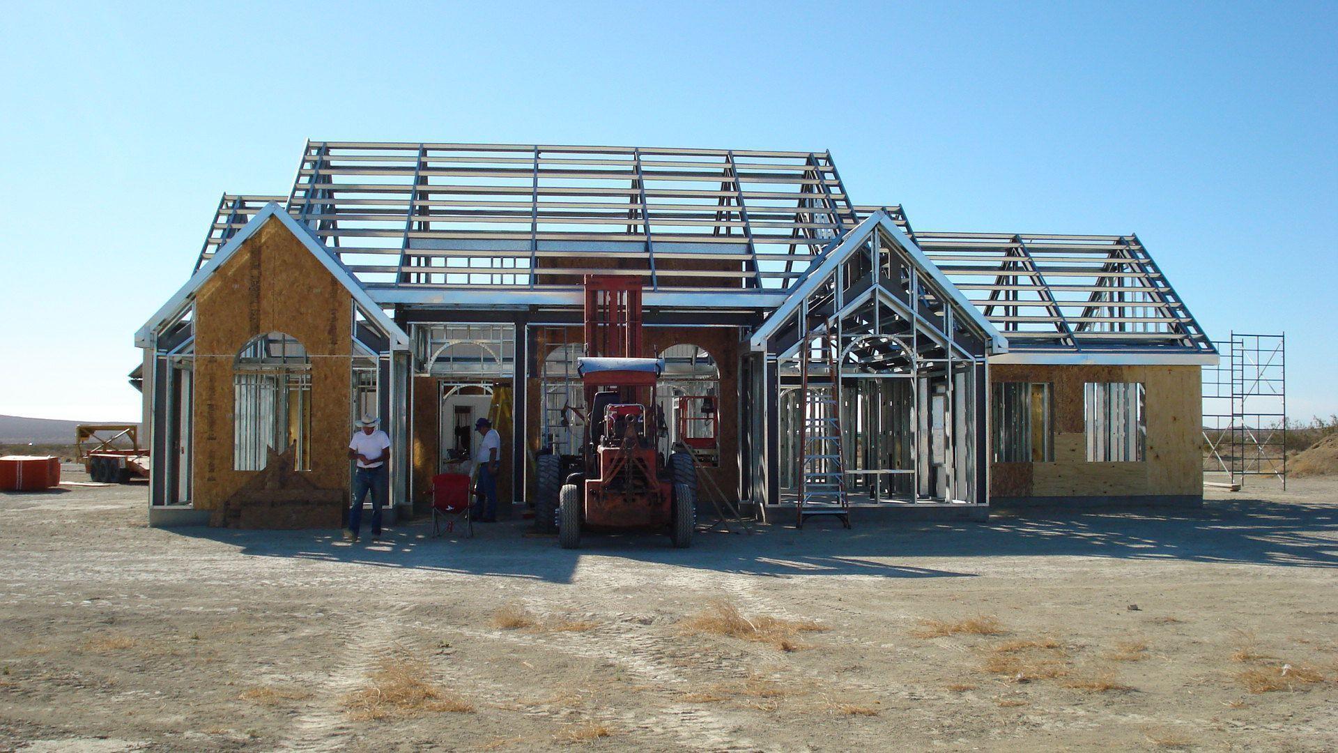 Conocé los beneficios de la construcción en acero liviano, por Ad Barbieri