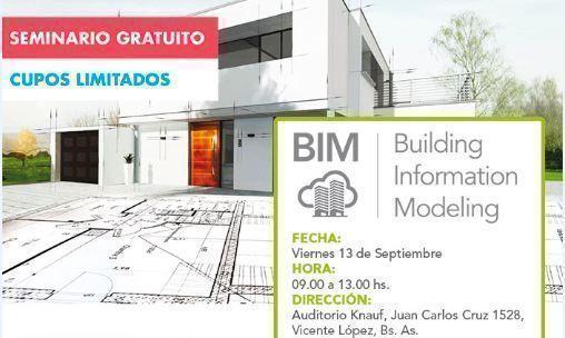 Tecnoperfiles te invita al seminario gratuito sobre BIM y construcción 4.0