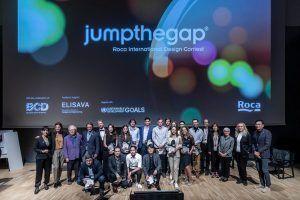 Jumpthegap reconoce los proyectos más innovadores y sostenibles para el baño del futuro, por Roca