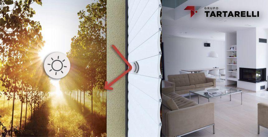Mayor confort y ahorro energético con los productos de Grupo Tartarelli