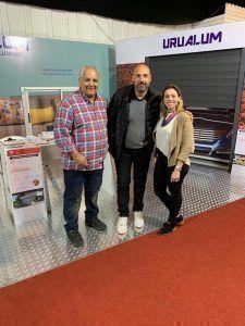 Grupo Tartarelli estuvo en la 10ma Feria de la Construcción en Montevideo