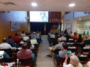Academia Sisteccer en el CPAU, por Aluar