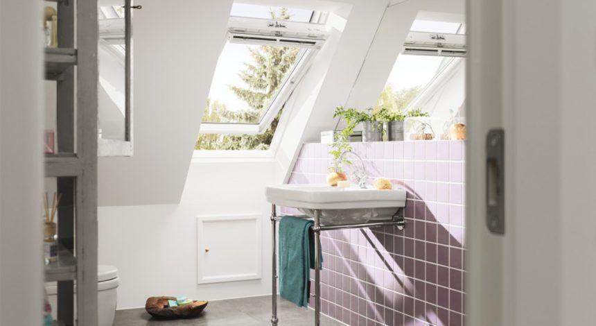 Ideas para un baño espectacular, por VELUX