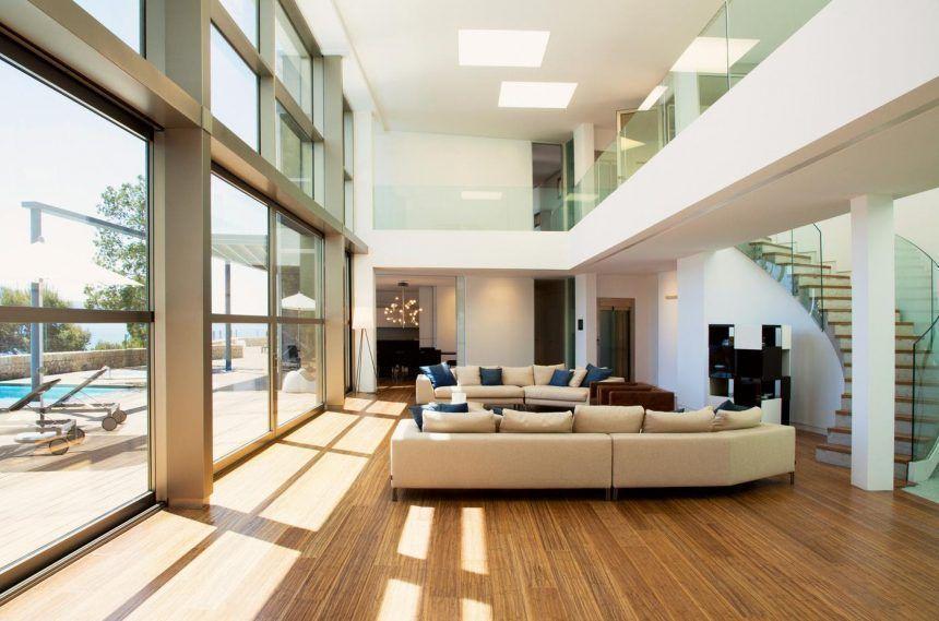 Ahorro energético en verano con ventanas de aluminio