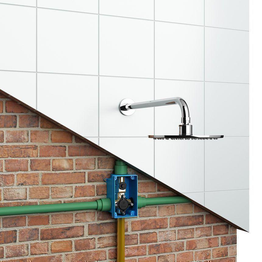 Innovación en cuadros de ducha