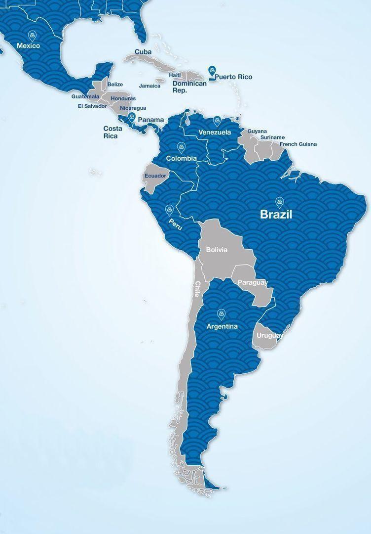 Planes de MAPEI en América Latina para contrarrestar incertidumbre económica