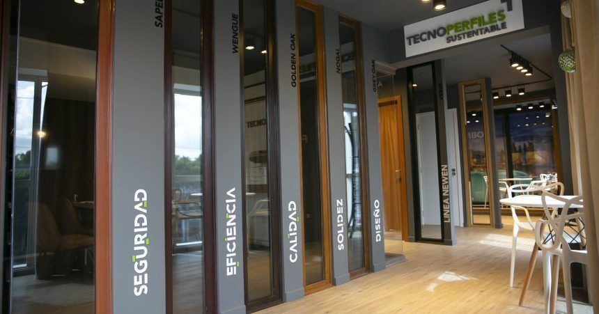TECNOPERFILES presenta su nuevo Showroom y Co-Work corporativo