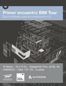 Primer encuentro BIM Tour 2020