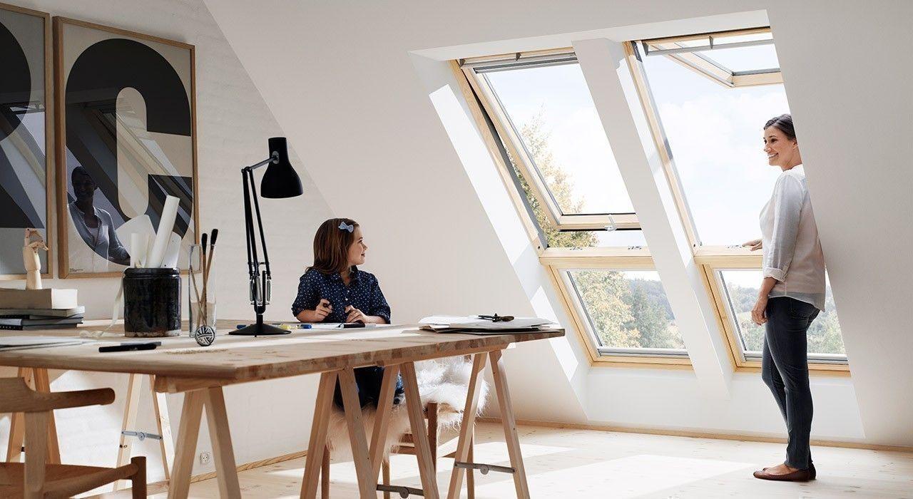 Iluminación en el espacio de trabajo