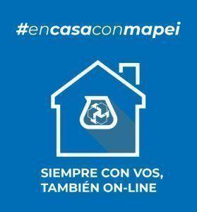 En casa con Mapei