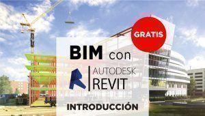Curso online gratuito de Introducción a Revit BIM