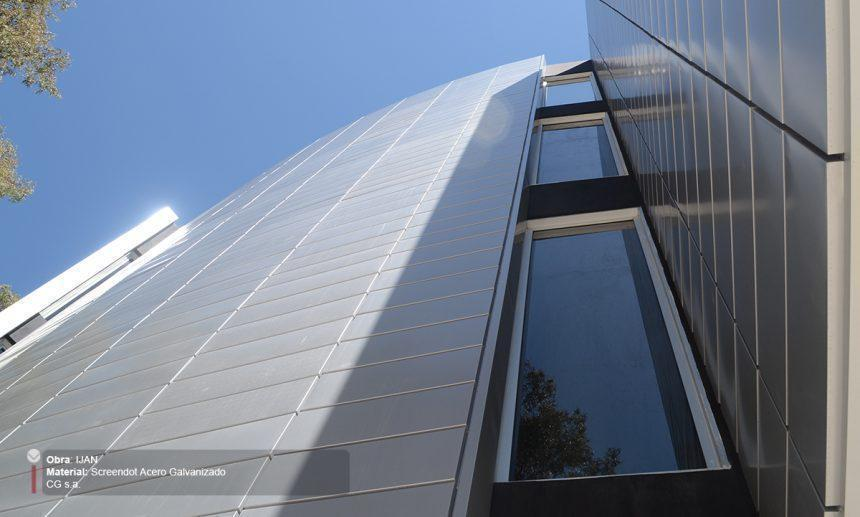 IJAN edificio sustentable