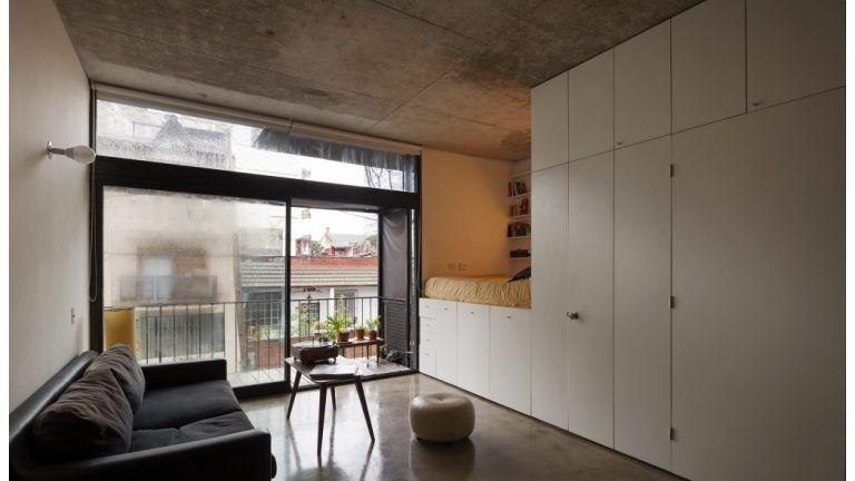 La zona dinámica y la zona mutable de la vivienda