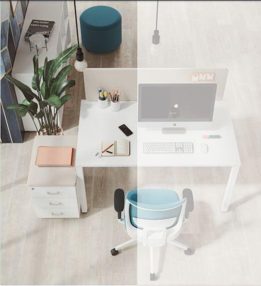 Un mundo distinto; diferente paradigma de oficinas