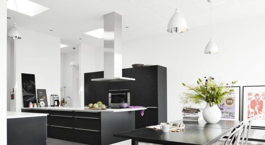 Iluminación natural en la cocina