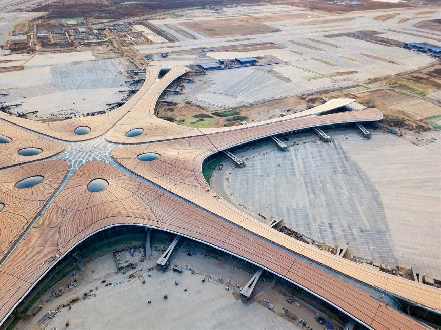Aeropuerto internacional Daxing