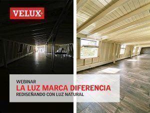Webinar VELUX: La luz marca diferencia