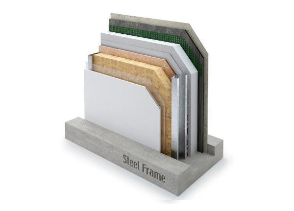 Indicadores de una buena obra de Steel Frame
