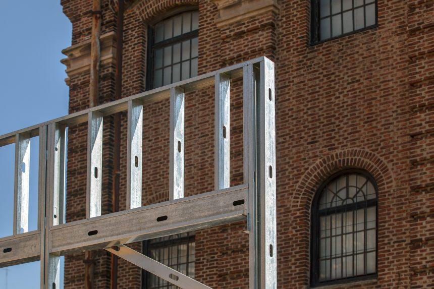 Cómo vincular una obra en Steel Frame a una edificación existente