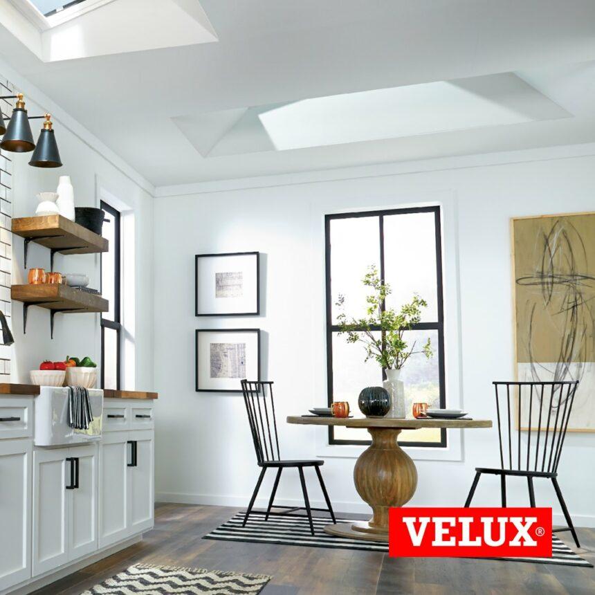 ¿Existe la cocina perfecta? La iluminación es la clave, por VELUX