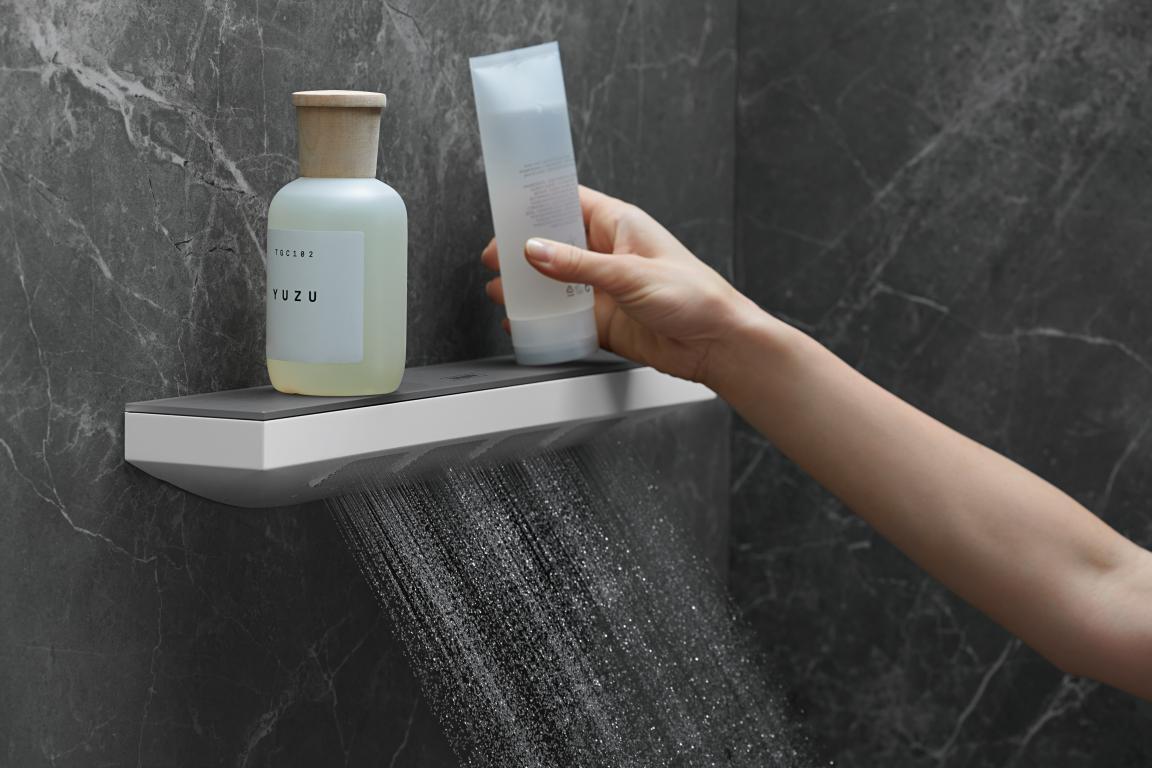Rainfinity: una obra maestra del diseño en tu baño