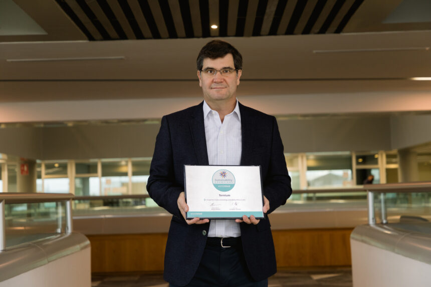 Ternium nuevamente campeón de la Sustentabilidad