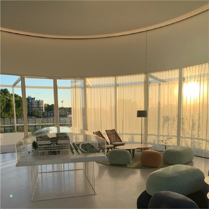 Espacio SENS Luxury Homes, ATV Arquitectos, por WAGG