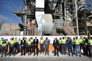 En su 90° aniversario Holcim Argentina inaugura nueva línea integral de producción con una inversión de US$120 millones