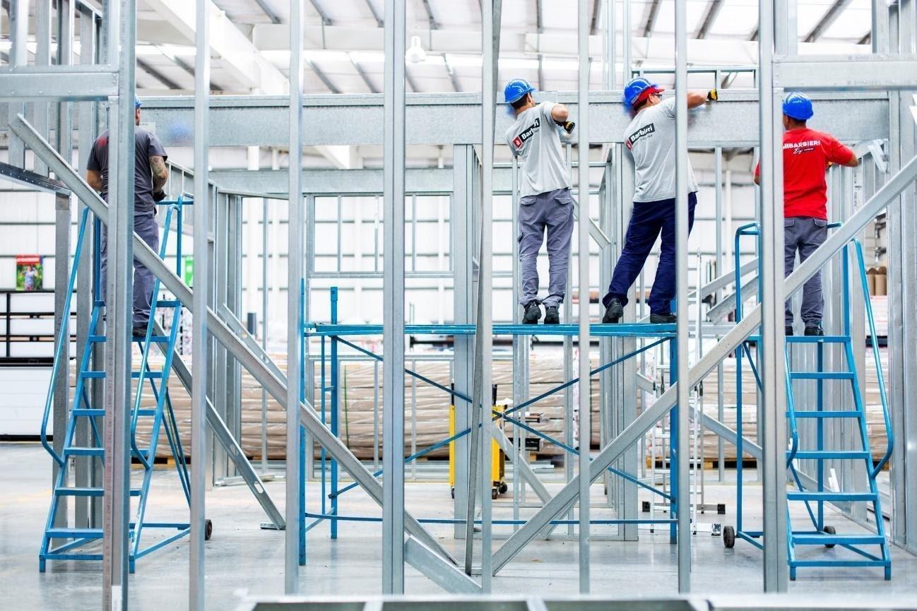 Medidas de seguridad para trabajos en altura