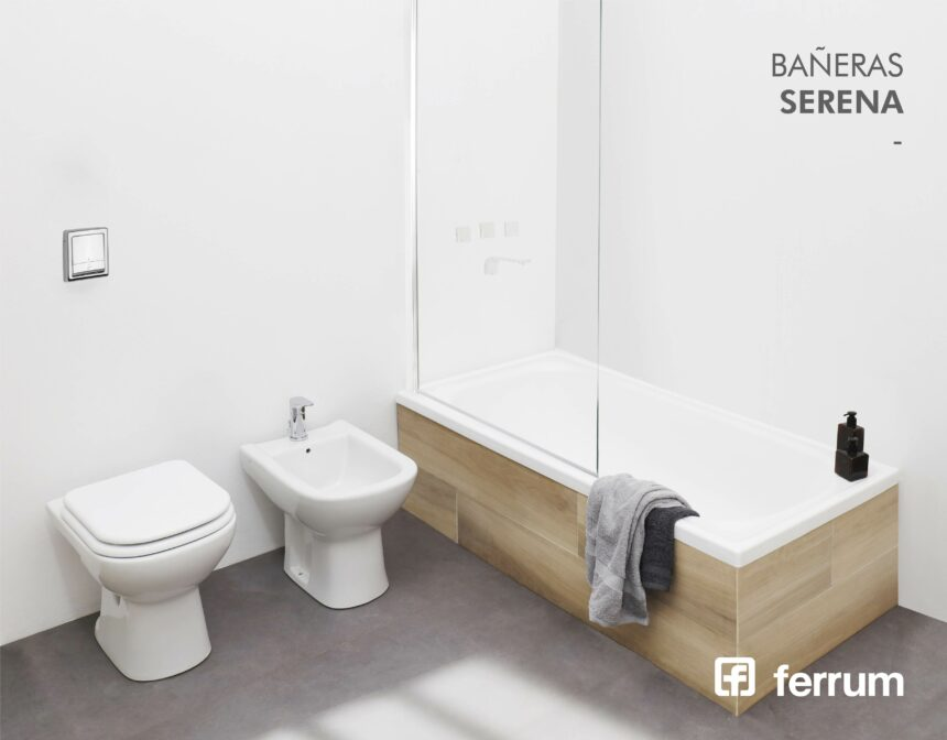 Bañeras Serena: una novedad para el bienestar en casa