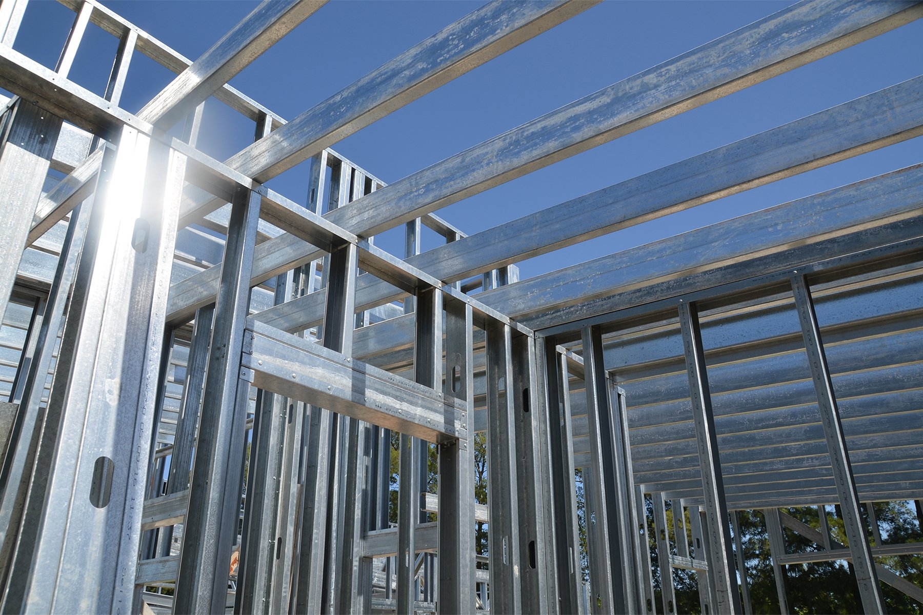 La protección contra la corrosión en los perfiles de acero liviano