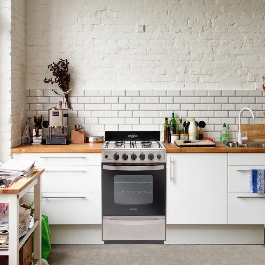 Cocinas de alta tecnología y diseño con Whirlpool