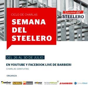 Ciclo de Charlas Gratuitas online de Steel Frame