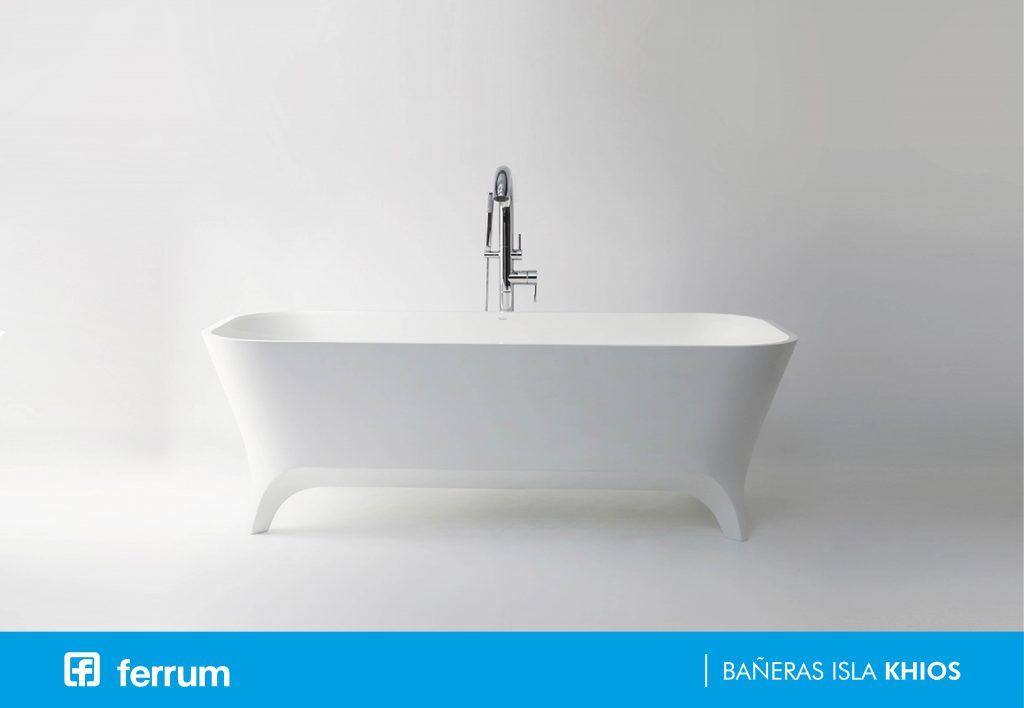 Bañeras Isla: productos exigentes con impronta propia