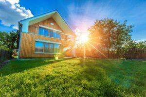 La energía solar para viviendas o edificios